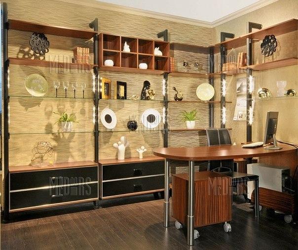 Фотокаталог Итальянская корпусная мебель для гостиной