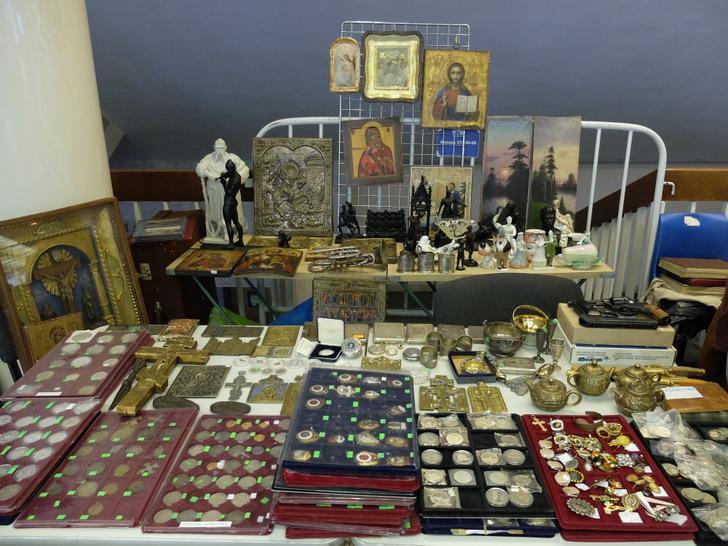 Фотокаталог «Невские клады» выставка продажа «Антикварный базар»