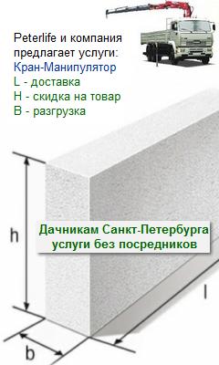 Кран Манипулятор СПб