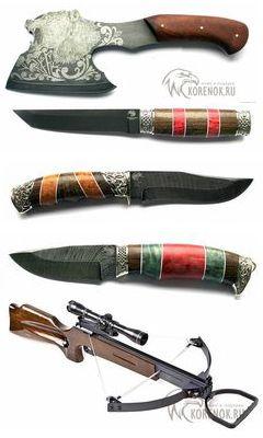 Магазин ножей «Korenok»